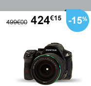 -15% : 424€15 (au lieu de 499€)