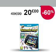 -60% : 20€ (au lieu de 49€99)