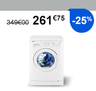 -25% : 261€75 (au lieu de 349€)