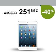 -40% : 251€52 (au lieu de 419€)